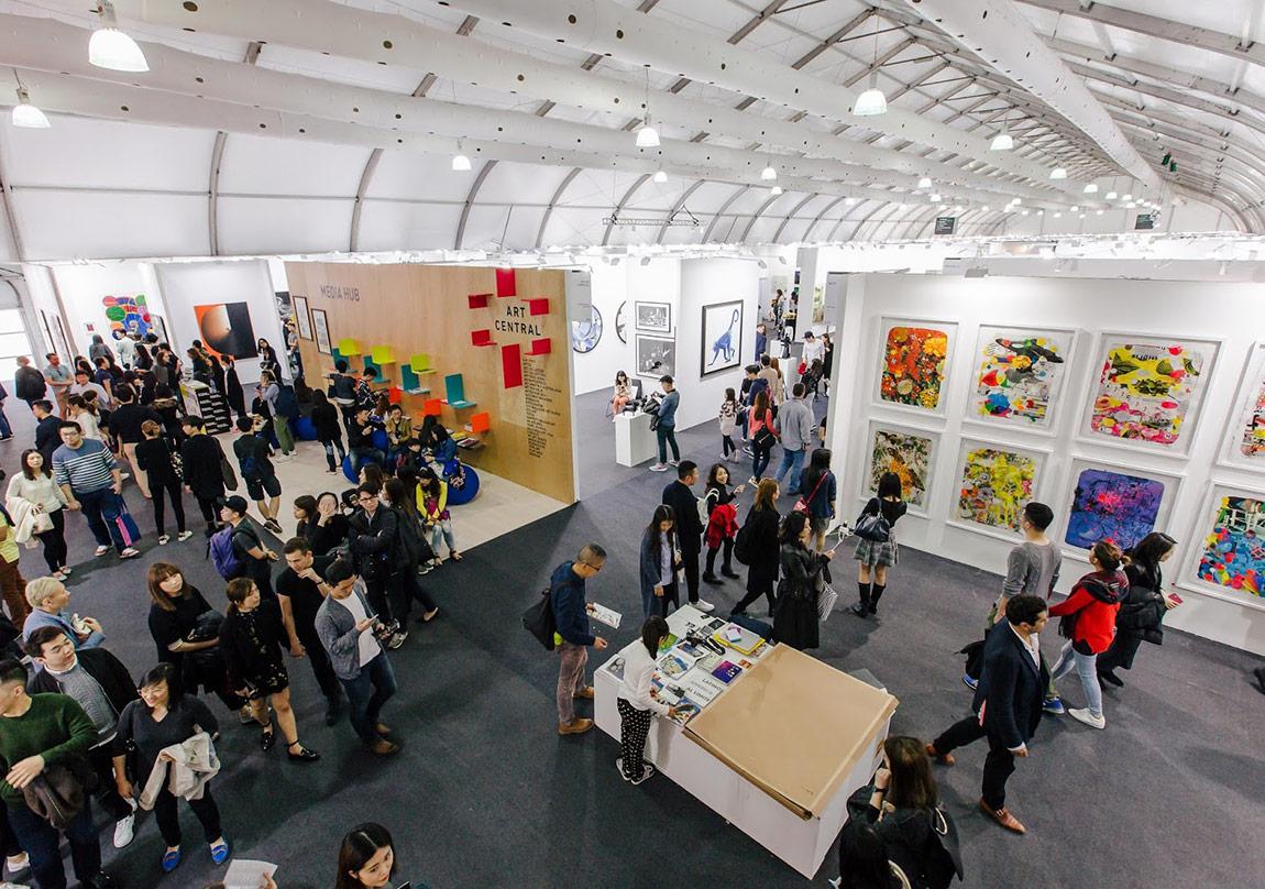 Hong Kong'da Sanat Fuarları Haftası