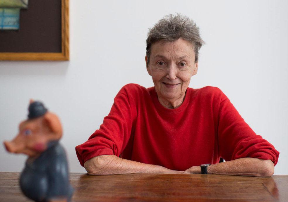 Christine Nöstlinger, Yaşama Veda Etti
