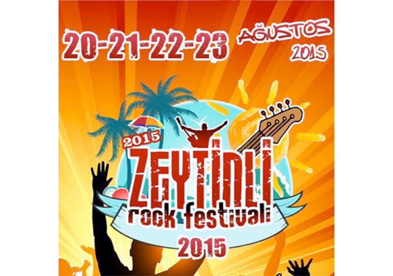 Zeytinli Rock Festivali İçin Hazırlıklar Başlasın