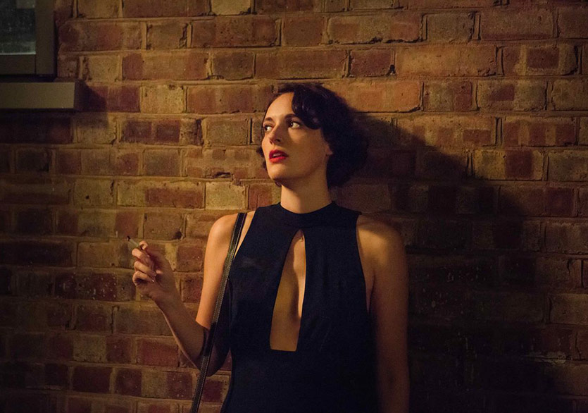 "Phoebe Waller-Bridge'ten ""Fleabag"" Kitabı"