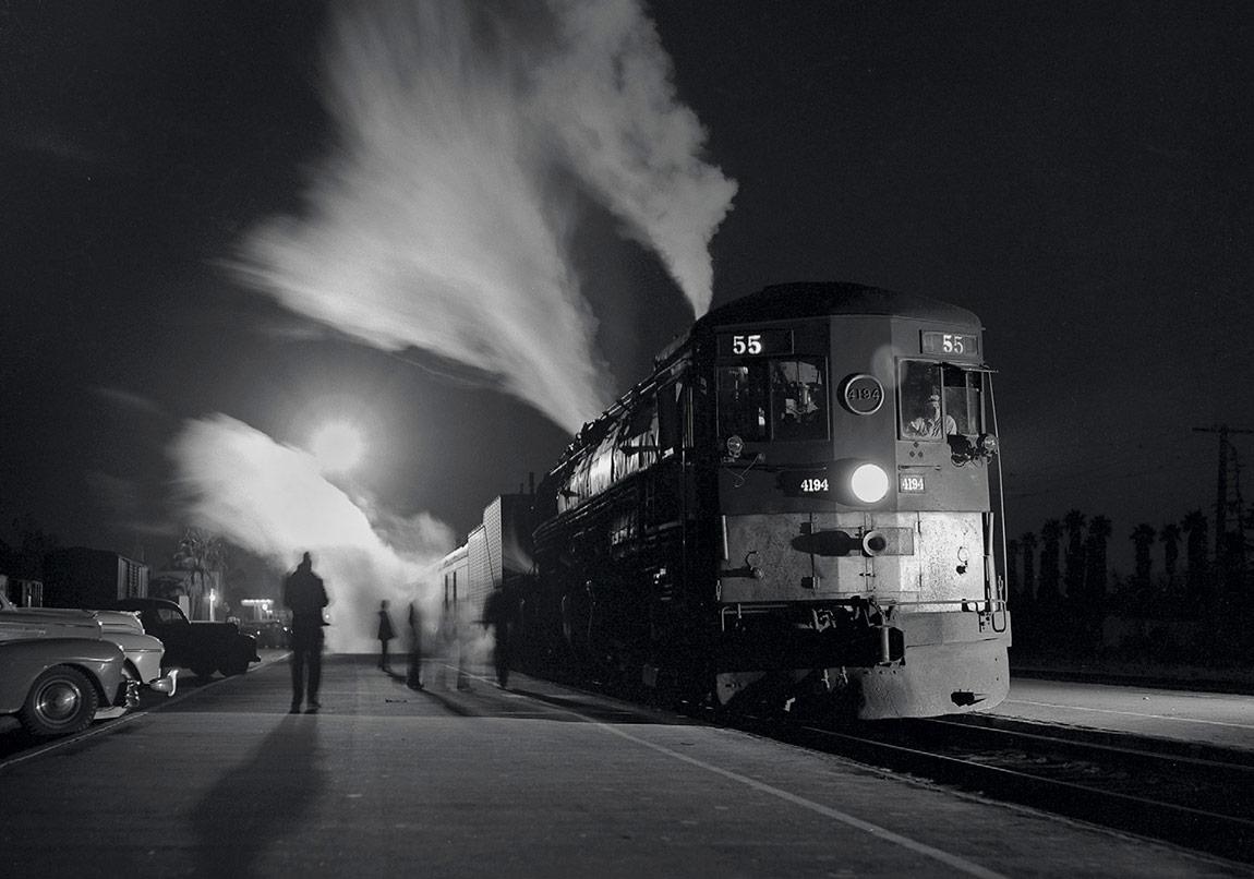 Bir Gece Bir Tren…