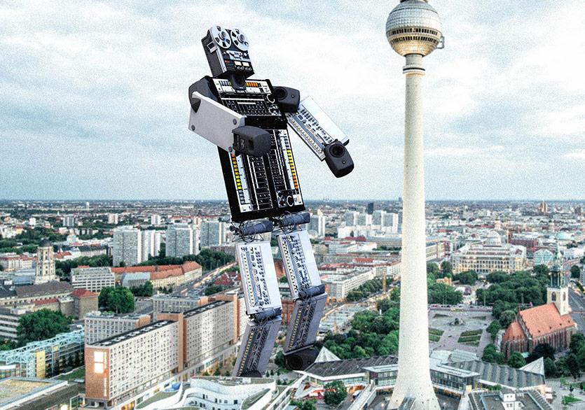 RBMA Berlin Başvuruları Başlıyor
