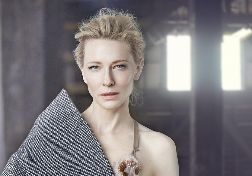 Cate Blanchett, Eli Roth'un Yeni Filminde!