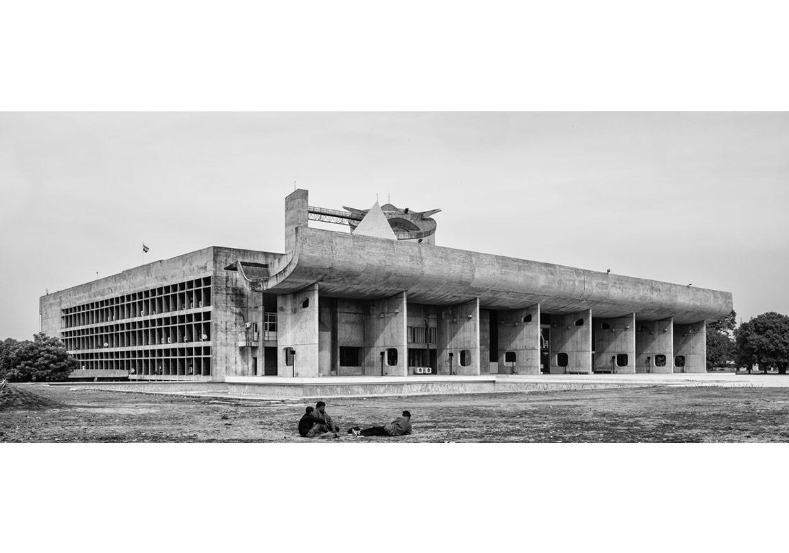 Le Corbusier Yapılarına Farklı Bir Gözden Bakın