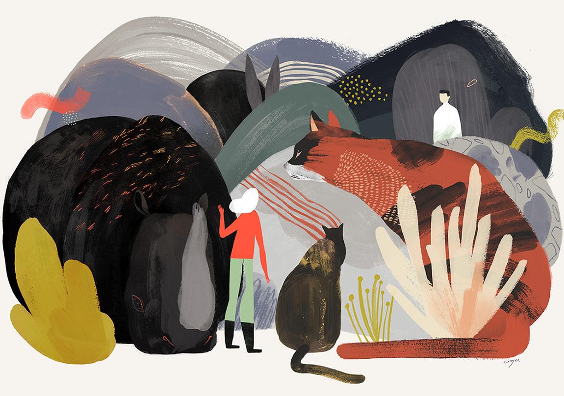 İzlanda Edebiyatından Bir Roman: Evcil Hayvanlar