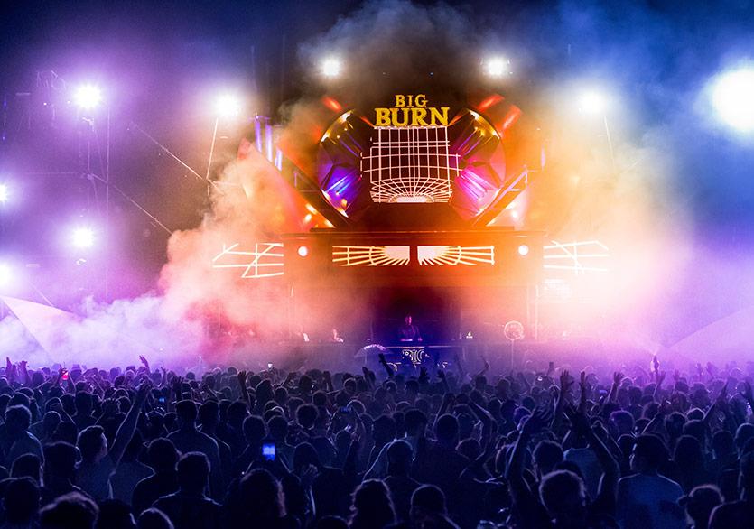 Big Burn İstanbul, 26-27-28 Temmuz'da Şile'de