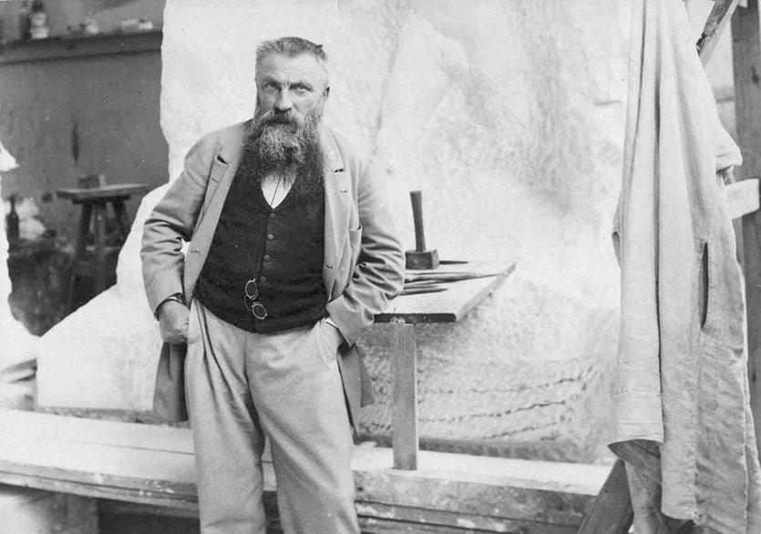 Heykeltıraş Rodin'in Doğum Günü!