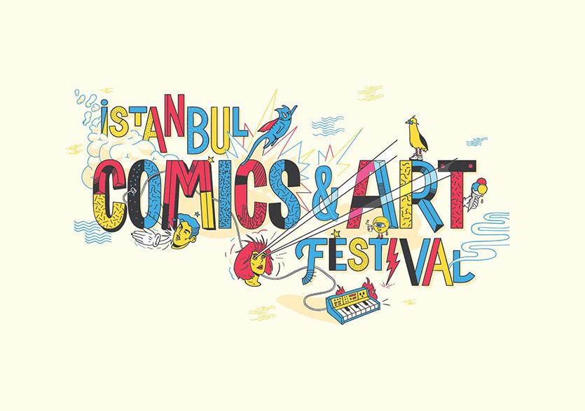 Istanbul Comics and Arts Festival Programı Açıklandı