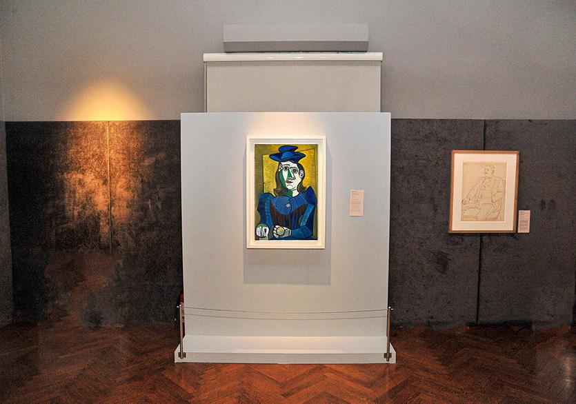 Picasso Sergisi Online Erişime Açıldı