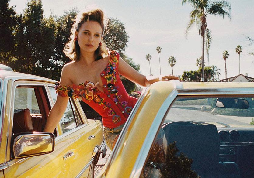"Natalie Portman HBO Filmi ""The Days of Abandonment""in Başrolünde"