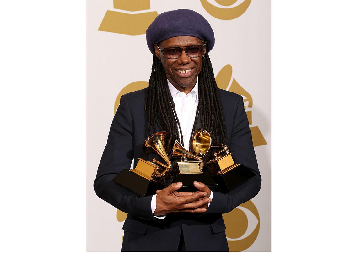 Nile Rodgers'tan Funk ve Disko Dersi