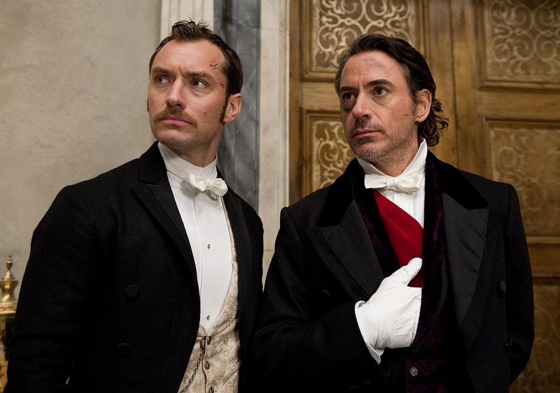 Üçüncü Sherlock Holmes Filmi Geliyor