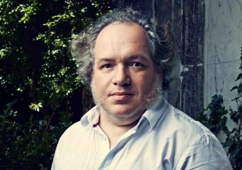 Mathias Énard, SALON Edebiyat'a Konuk Oluyor