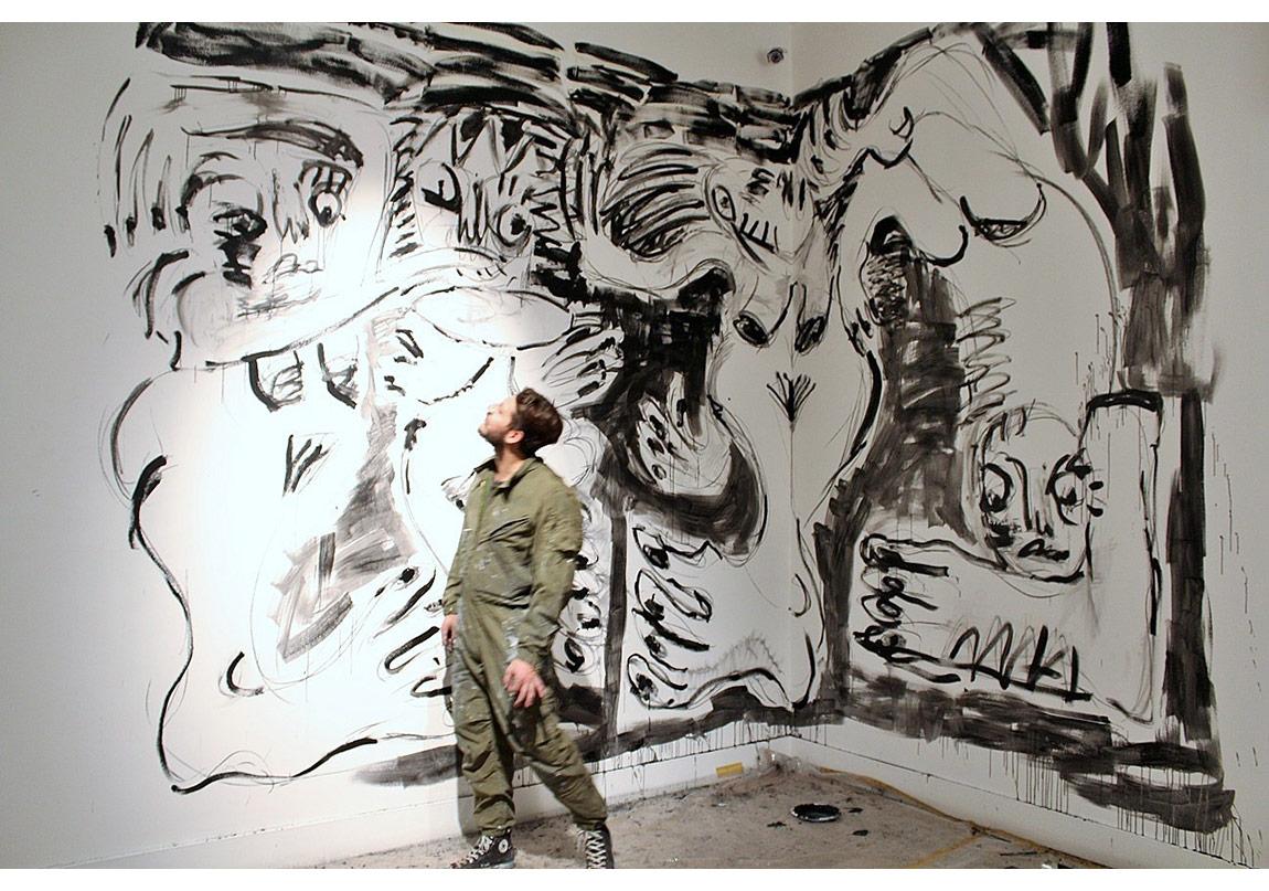Galerist'in Yeni Konuğu Daniel Crews-Chubb