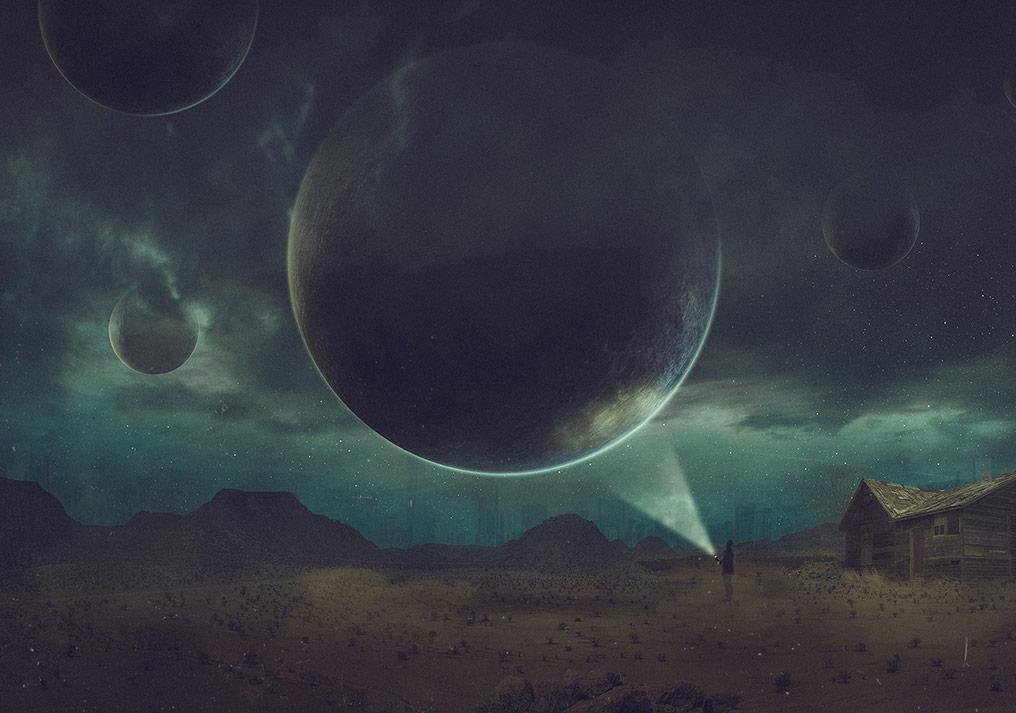 Uzay, Zaman ve Ötesine Olağanüstü Bir Yolculuk