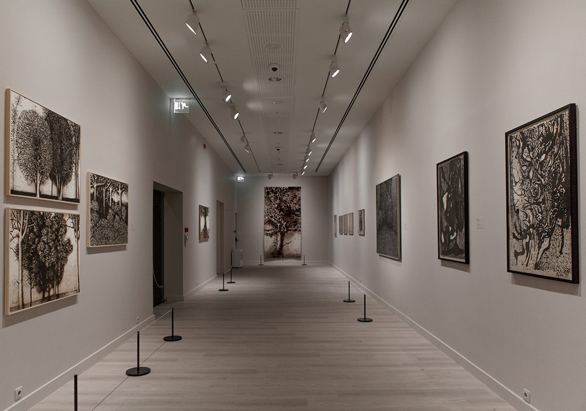 """""""Mario Prassinos, Bir Sanatçının İzinde: İstanbul-Paris-İstanbul"""" Sergisinin Açılışından"""