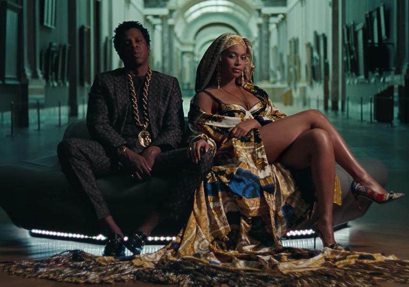 Beyonce ve Jay-Z'den Yeni Albüm ve Yeni Klip