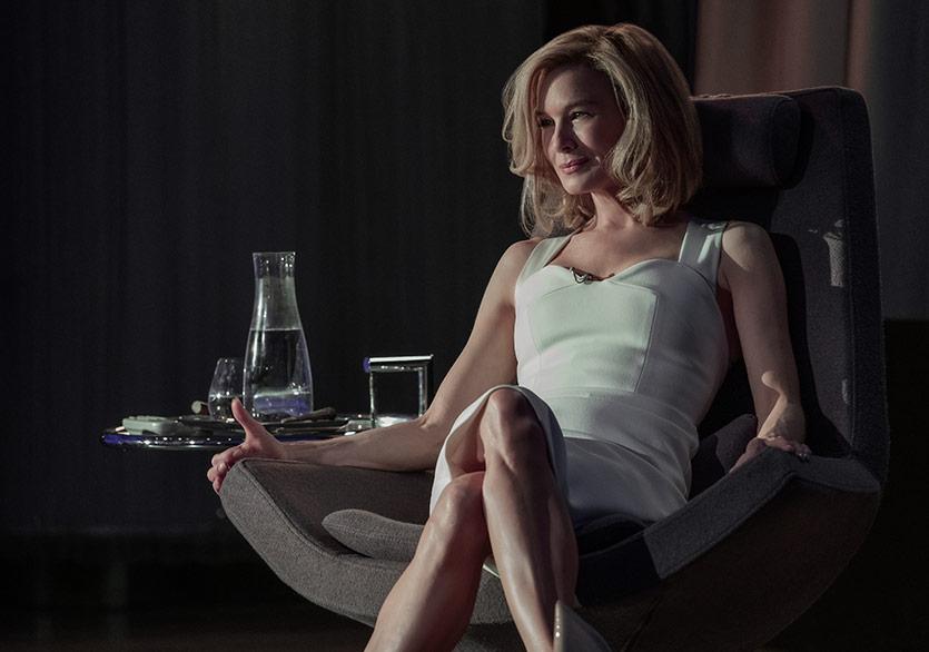 Renee Zellweger'ın Yeni Dizisi What/If Netflix'te!