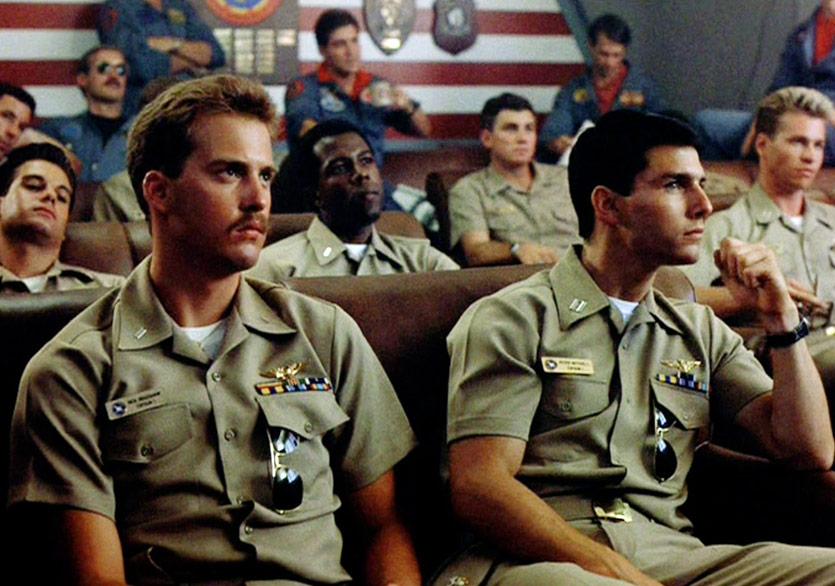 Yeni Top Gun Filminde Goose'un Oğlu Rolü Belli Oldu!