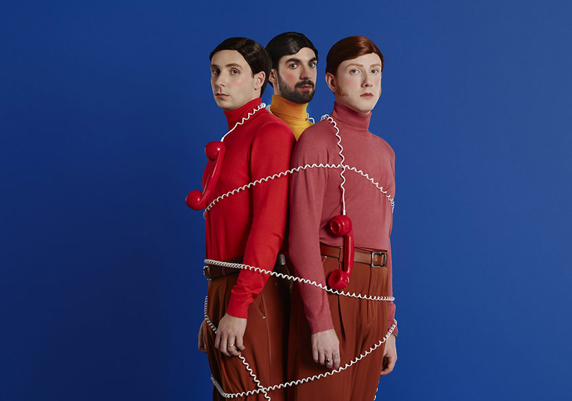 Two Door Cinema Club'tan Yeni Klip Geldi!