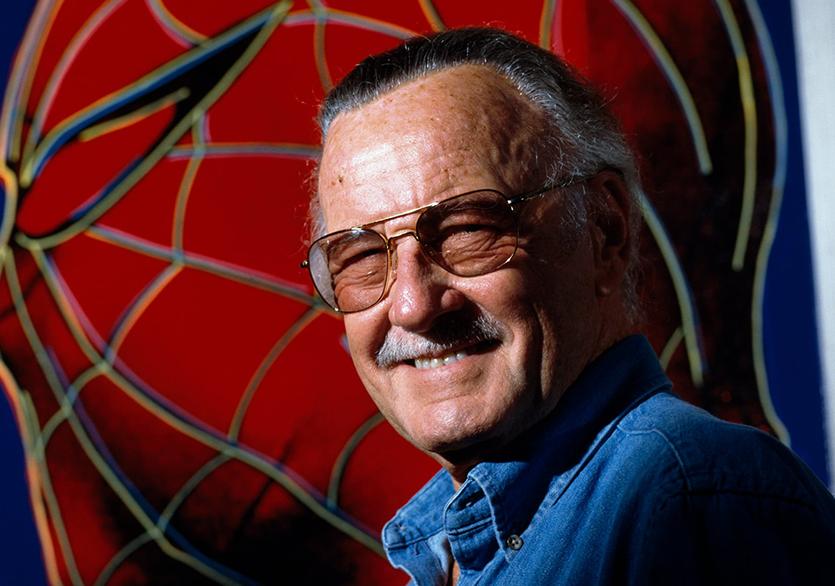 Çizgi Roman Ustası Stan Lee Hayatını Kaybetti