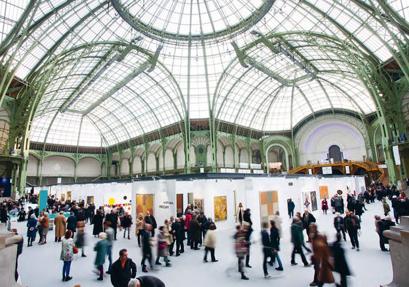 Art Paris Art Fair 2018 Nisan'da