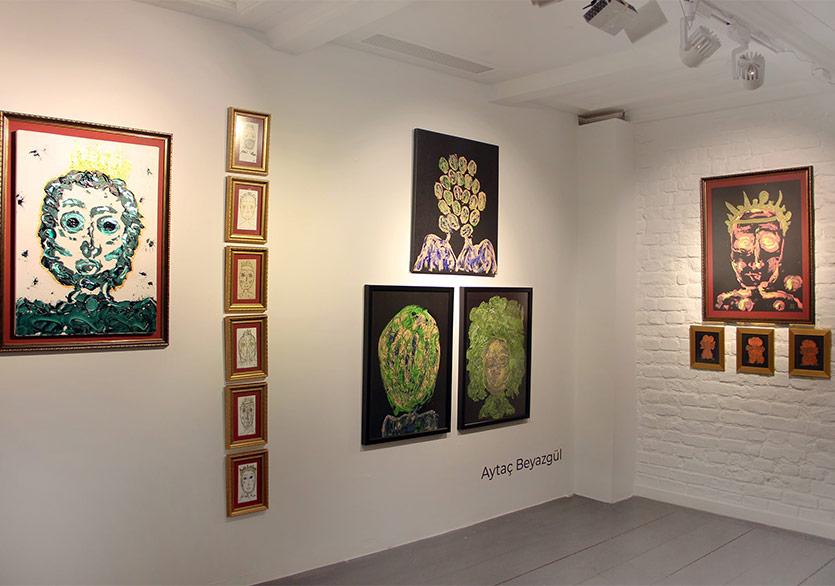 """Galeri Bu Pavilion'da Yeni Sergi """"Odada"""""""