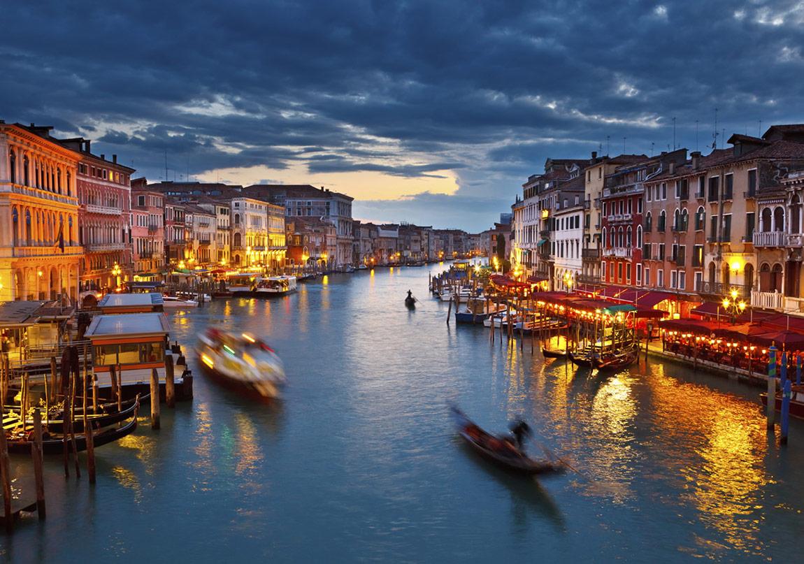 Venedik Üzerine Bir Deneme: Su Seviyesi