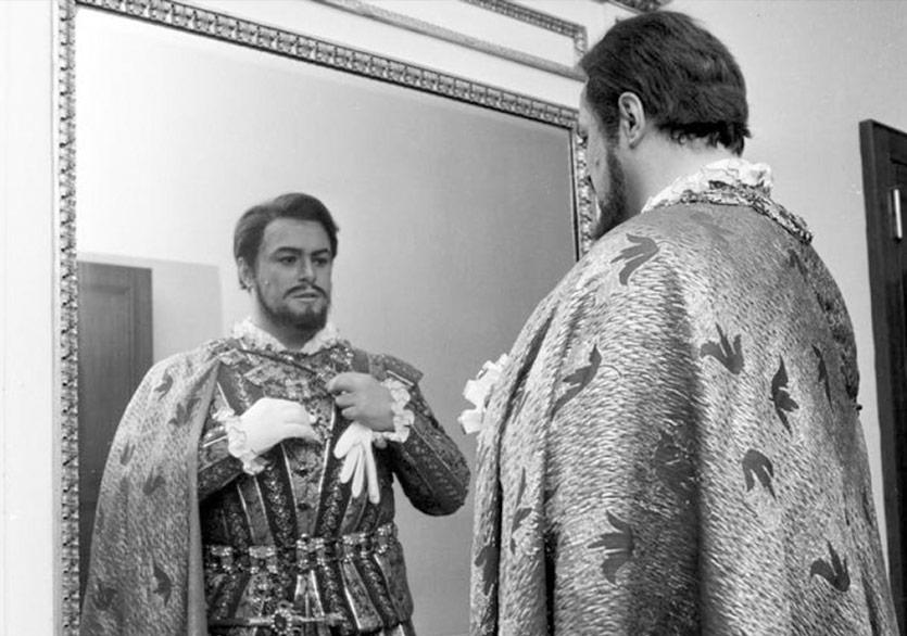 Pavarotti 8 Kasım'da Sinemalarda