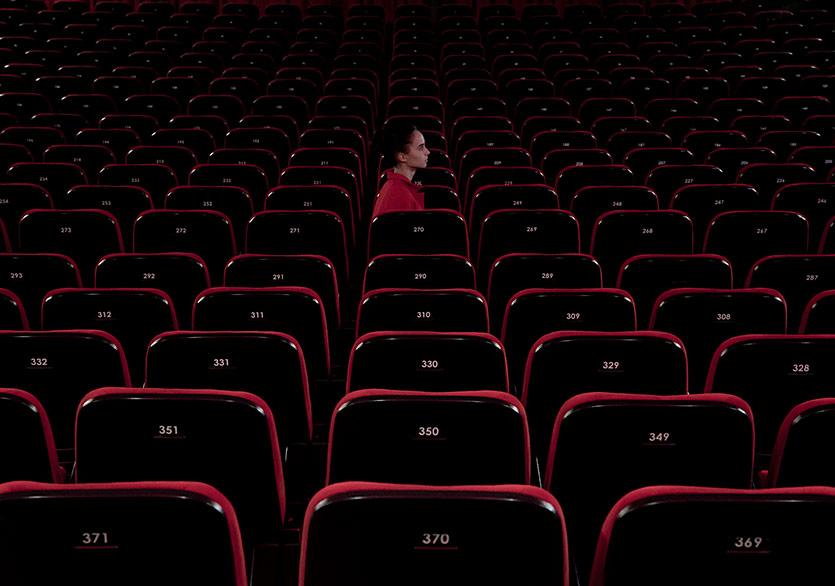 """Ezel Akay'la """"Hikâye Anlatıcısı Olarak Sinemacılar"""" Atölyesi"""