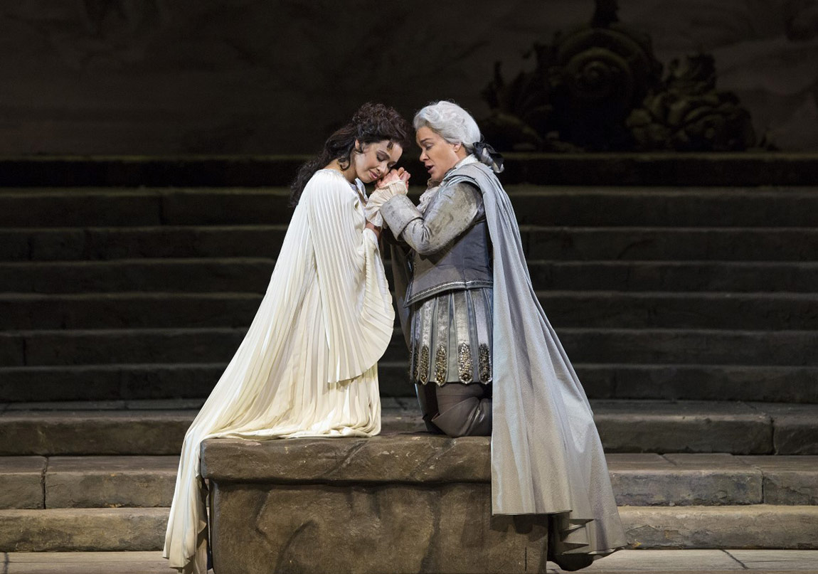 Mozart'ın Operası Idomeneo İstanbul'da!