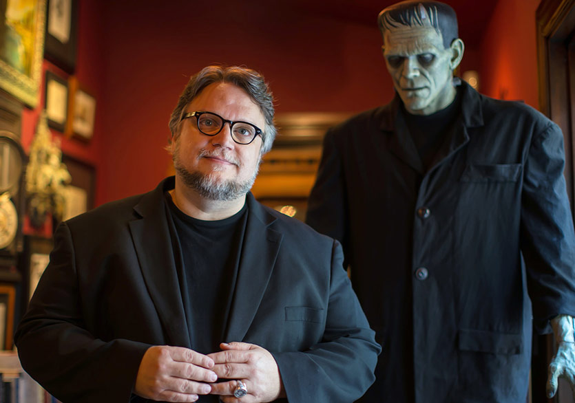 "Guillermo Del Toro'dan ""The Shape of Water"""
