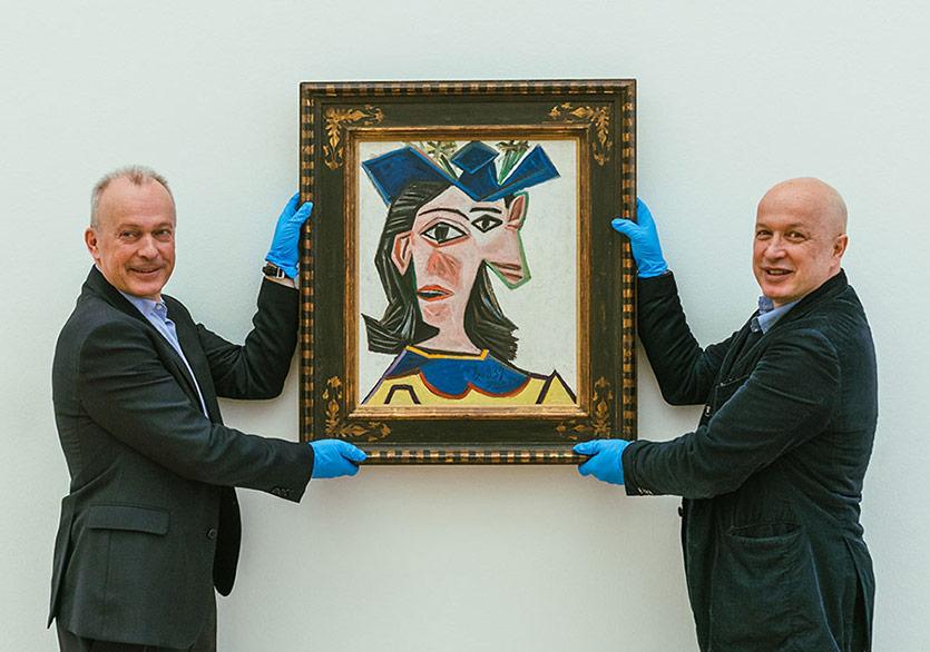 Evinizde Bir Picasso Eseri Olsun İstemez miydiniz?