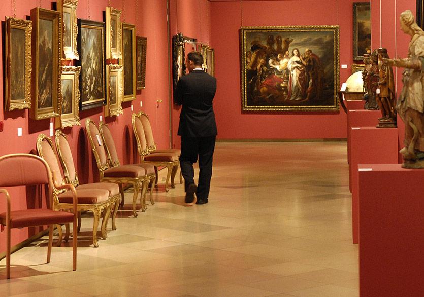 Renoir'a Hırsız Şoku
