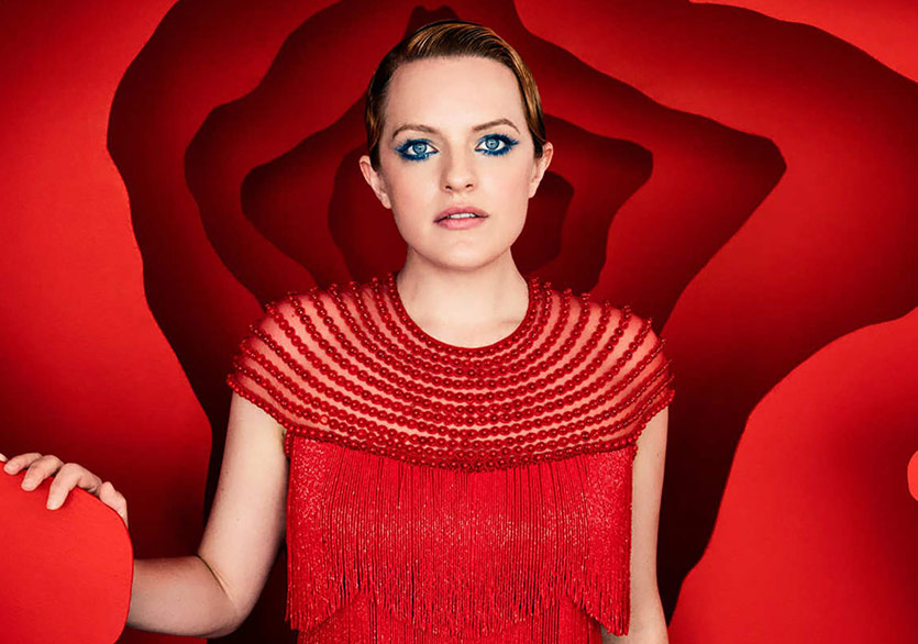 Elisabeth Moss, Wes Anderson Filmi The French Dispatch Kadrosunda