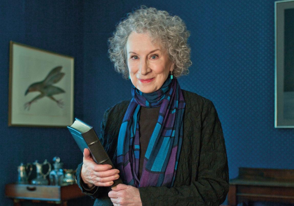 Margaret Atwood'un Başyapıtları Yayımlandı!