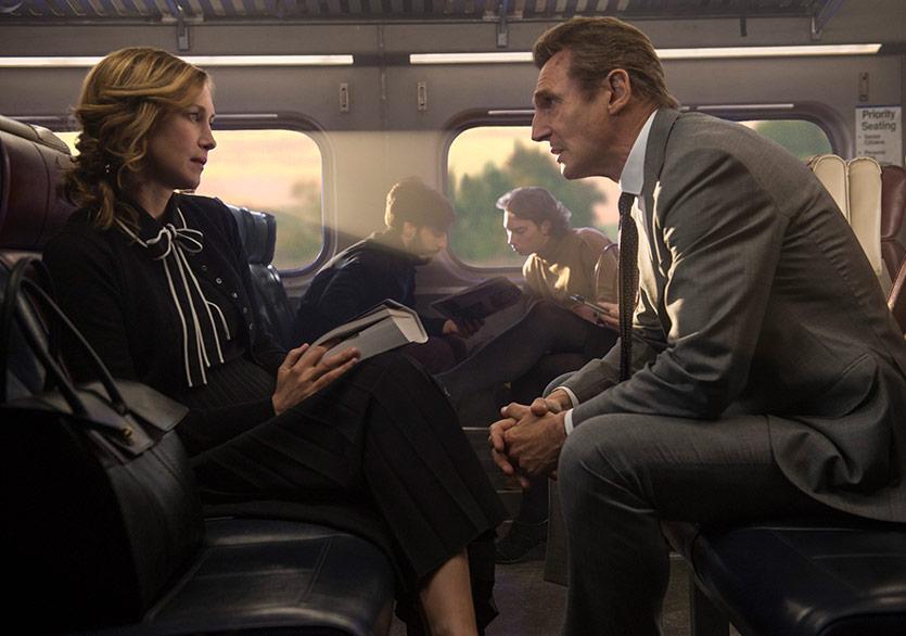 The Commuter Filmi Bugün Vizyona Giriyor!