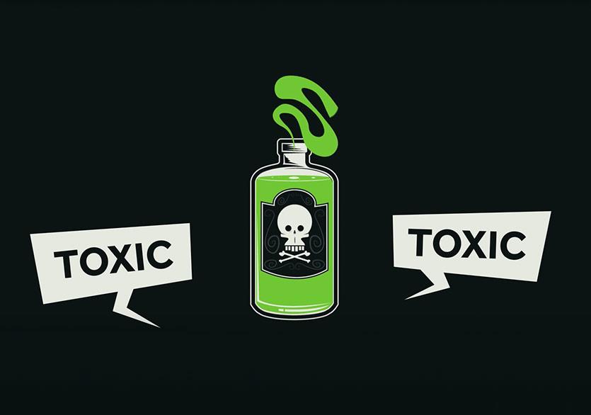 """2018 Yılının Kelimesi """"Toxic"""""""