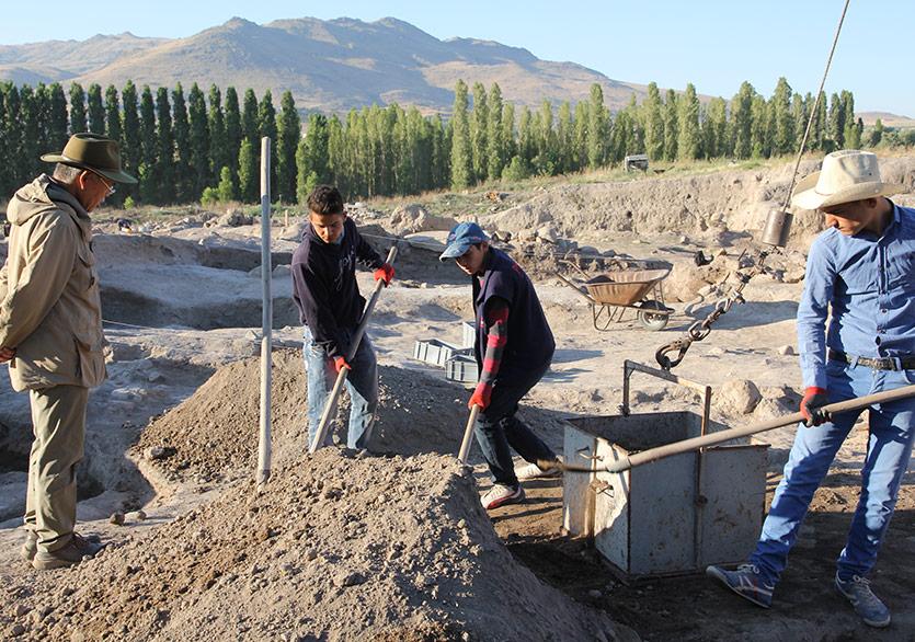 İş Bankası'ndan Kaman'daki Çalışmalara Destek