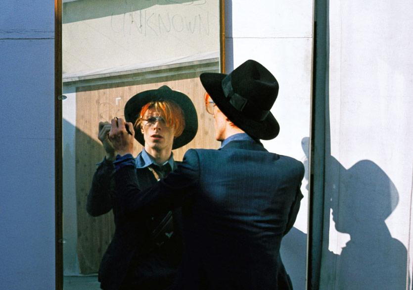 David Bowie'nin Çöplükten Çıkan Tablosu Müzayedede