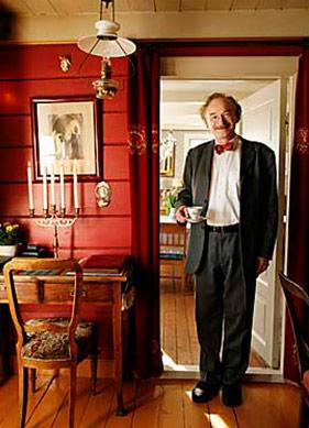 Knut Ødegard'la Kısa Bir Söyleşi