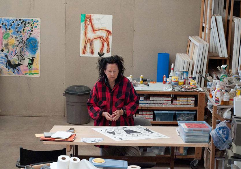 Amerikan National Gallery Koleksiyonuna İlk Kez Bir Kızılderili Sanatçının Eserini Dâhil Etti