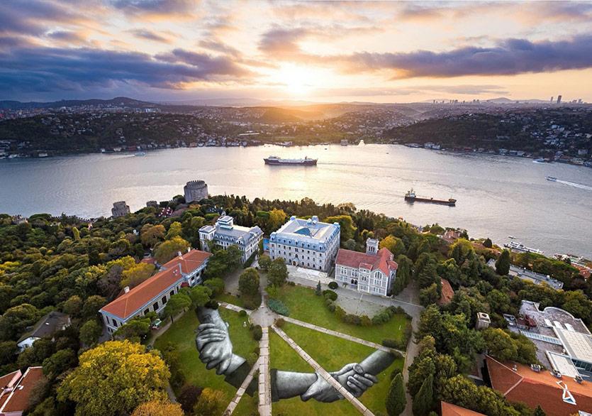 Dünyanın En Büyük İnsan Zinciri İstanbul'da