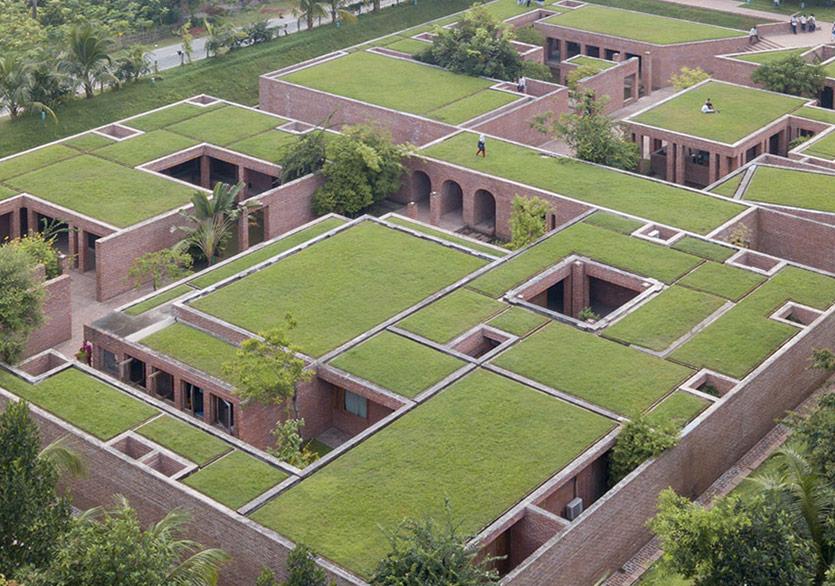 Bangladeş'in Canlı Mimari Manzarasını Keşfedin!