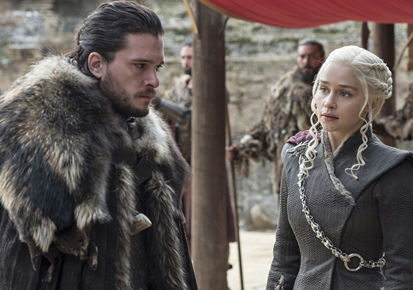 Game of Thrones'un Final Sezonu Nisan'da