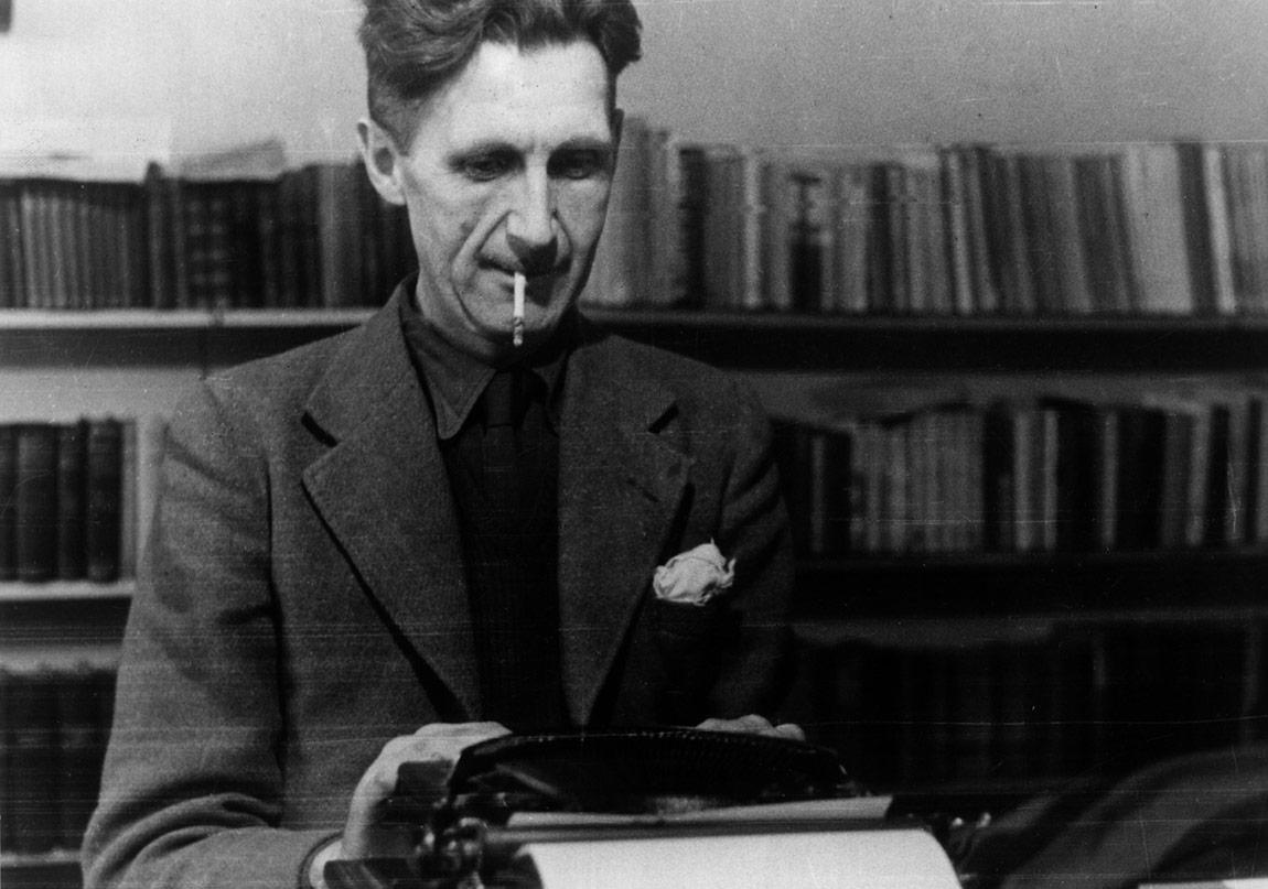 George Orwell'in Günlükleri Tamamlandı