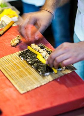 Japon Mutfağı Aşığı Mersinli Şeften Kaz Ciğerli Suşi