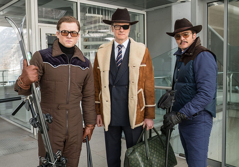 Kingsman: The Golden Circle'dan Yeni Fragman