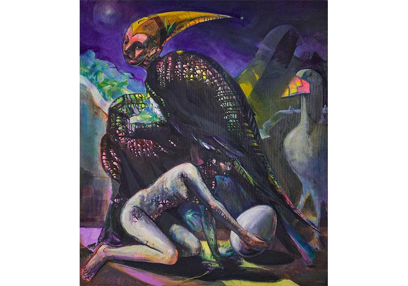 "Emin Turan'ın Yeni Sergisi ""Delta"" Evin Sanat Galerisi'nde"