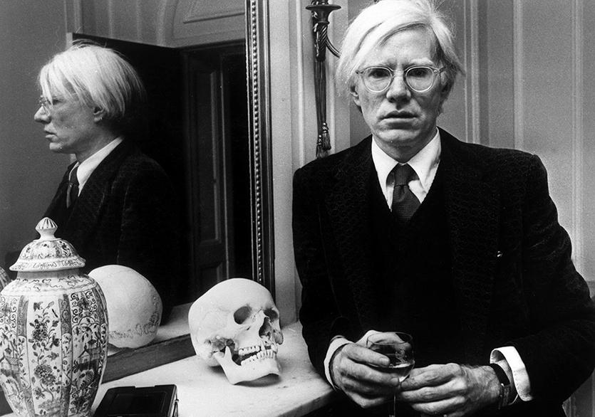 Tate Modern'den Online Andy Warhol Sergisi